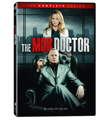 The Mob Doctor: The Complete Series (DVD, 2013, 3-Disc Set)