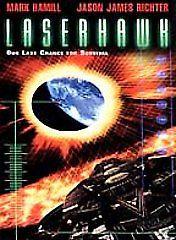 Laserhawk ( DVD 2007 color Digiview Entertainment)  Mark Hamill Jason Ja