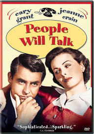 People Will Talk (DVD black & white) 1951 Cary Grant Jeanne Crain Rare OOP