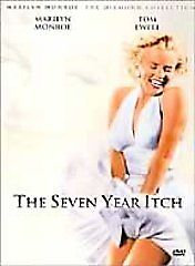 The Seven Year Itch (DVD, 2001)  Marilyn Monroe/Tom Ewell