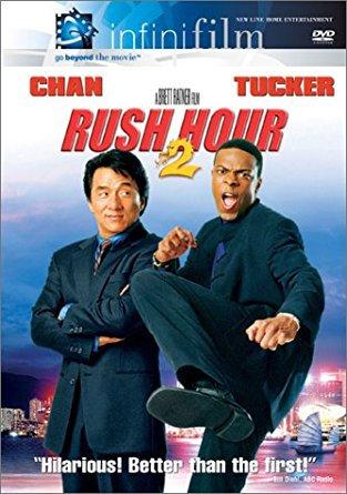 Rush Hour 2 (DVD, 2001) Jackie Chan/Chris Tucker