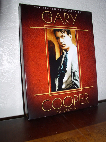 USED-Gary Cooper Collection The Franchise Collection (DVD 2005) 5 Classi