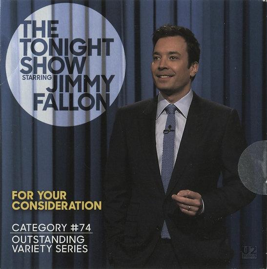 The Tonight Show Starring Jimmy Fallon DVD