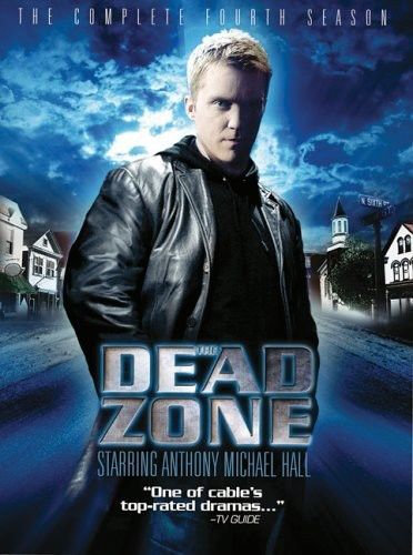 Dead Zone - The Complete Fourth Season (DVD, 2006, 3-Disc Set) )