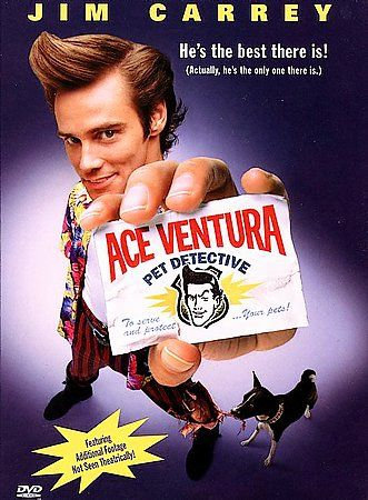 Ace Ventura: Pet Detective 1994 (DVD, 1997)
