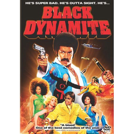 NEW-Black Dynamite  Michael Jai White