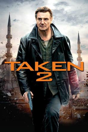 Taken 2 DVD Liam Neeson