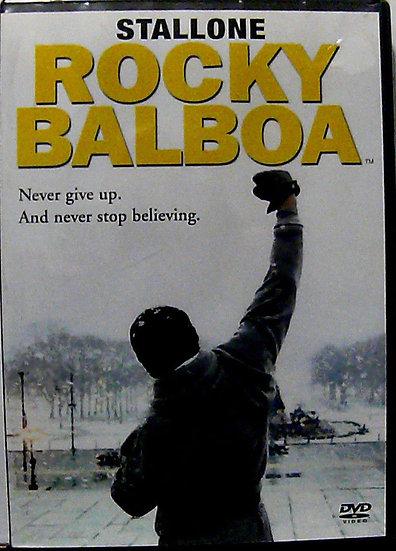 Rocky Balboa (DVD, 2007) Sylvester Stallone