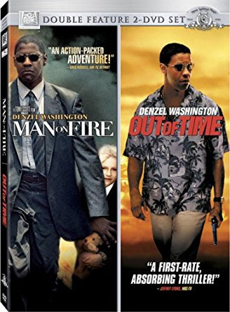 Man on Fire / Out of Time (DVD, 2007, 2-Disc Set)