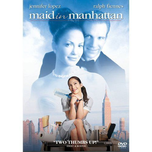 Maid in Manhattan (DVD, 2003) Jennifer Lopez Ralph Fiennes