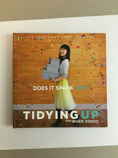 """3 FYC 2019 EMMY TIDYING UP with MARIE KONDO ANNE WITH AN """"E"""" Alexa Netflix"""