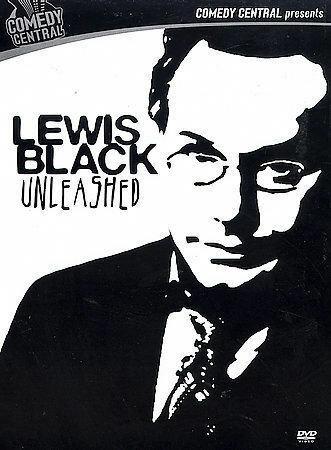 LEWIS BLACK UNLEASHED (DVD, 2003