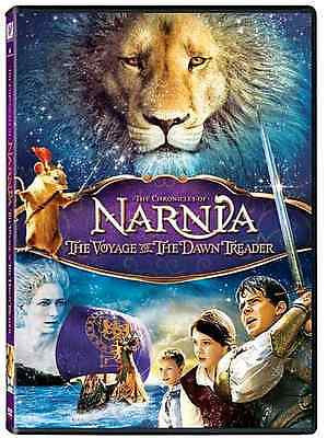 NEW The Chronicles of Narnia-Voyage of the Dawn Treader (DVD, 2011, Widescre