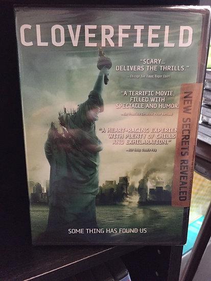 Cloverfield DVD (2008 Region 1) New secrets revealed by JJ Abrams
