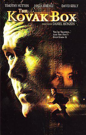 The Kovak Box (DVD, 2007) Lucia Jimenez, Timothy Hutton, David Kelly