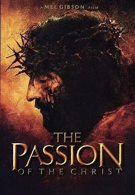The Passion of the Christ (2004 DVD Widescreen) Definitive Edition Mel Gibson
