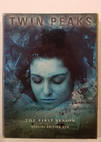 Twin Peaks - The Complete First Season, Special Edition ( (4 DVD set, 2001)