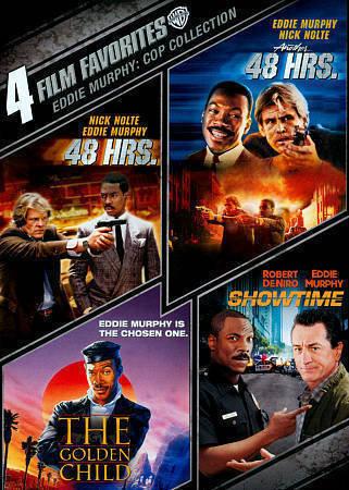 4 Film Favorites-Eddie Murphy Cop Collection (DVD, 2014, 4-Disc Set) War