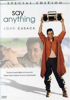 Say Anything  1989 (DVD  2001) John Cusack, Ione Skye