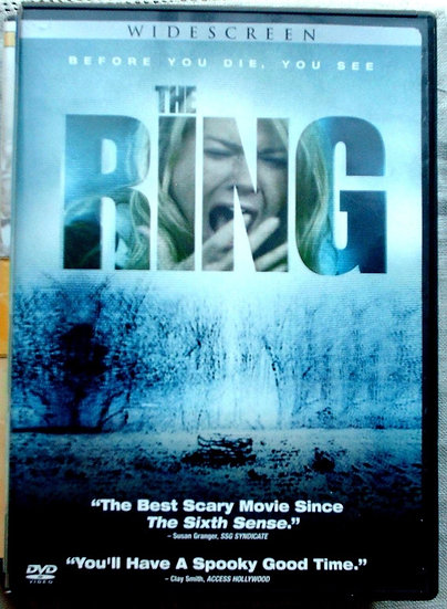 he Ring (DVD, 2003, Widescreen) Naomi Watts