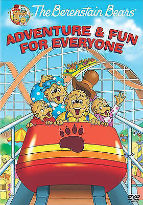 NEW The Berenstain Bears Fun Family Adventures (DVD 2008)
