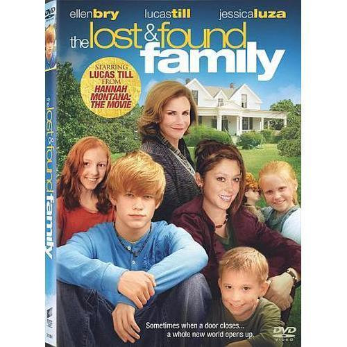 The Lost and Found Family (DVD 2009)