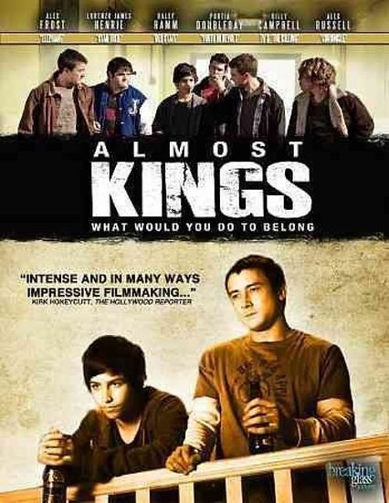 Almost Kings (DVD, 2012 Region 1) Alex Frost/Lorenzo Hames Henrie