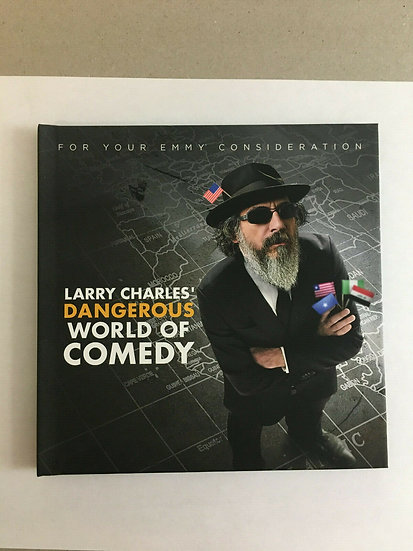 2 FYC 2019 Larry Charles' DANGEROUS WORLD OF COMMEDY QUEER EYE NETFLIX E