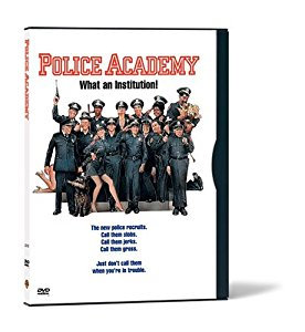 Police Academy-What An Institution 1994 (DVD, 1997) Steve Guttenberg, Kim Cattra