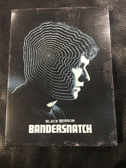 2 FYC 2019  BLACK MIRROR: BANDERSNATCH A SERIES OF 2 UNFORTUNATE EVENTS