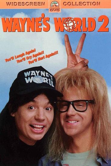 Wayne's World 2 (DVD 2001 Widescreen Collection) 1993  (Region 1