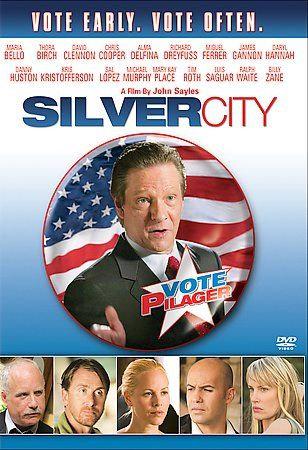 Silver City (DVD, 2005)  Danny Huston, Maria Bello, Chris Cooper