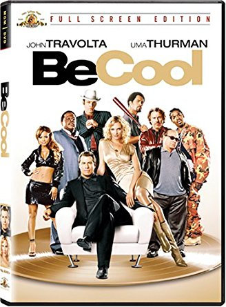 Be Cool (DVD, 2005, Full screen) Starring John Travolta and Uma Thurman