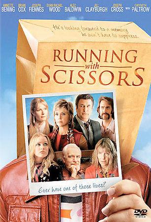 Running with Scissors (DVD 2007) Gwyneth Paltrow Alec Baldwin Brian Cox