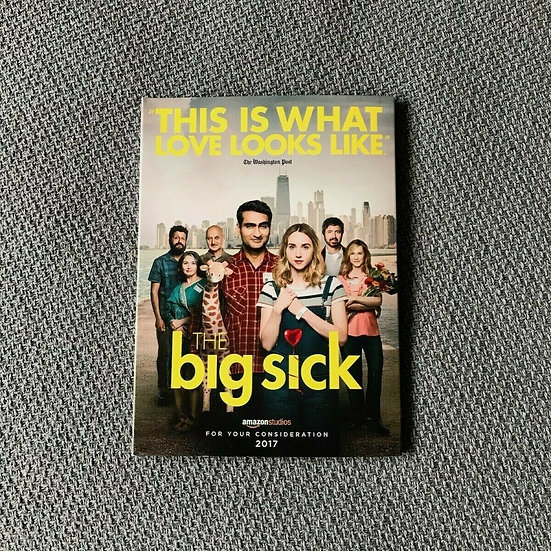 FYC 2019 The Big Sick DVD (1) EMMY For Your Consideration AMAZON STUDIOS