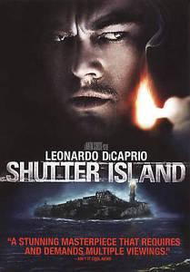 Shutter Island (DVD 2010) Leonardo Dicapri