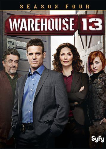 Warehouse 13: Season 4 (DVD)