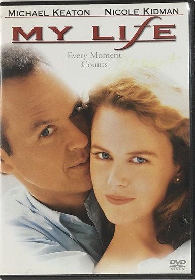 NEW My Life (DVD, 2003) Michael Keaton Nicole Kidman