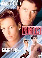 NEW Perfect (DVD, 2002) Jamie Lee Curtis John Travolta