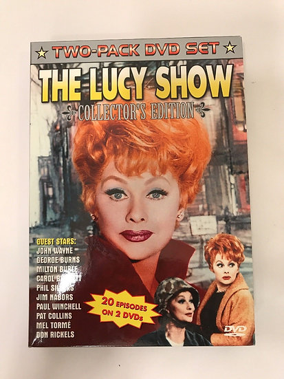 The Lucy Show: Collector's Edition (DVD, 2003, 2-Disc Set)