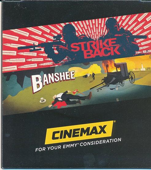 FYC 2014 Strike Back Banshee: Cinemax: (2014) For Your EMMY Consideration