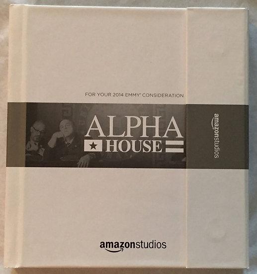 FYC 2014 Amazon-Alpha House-Emmy- (DVD -4 disc)