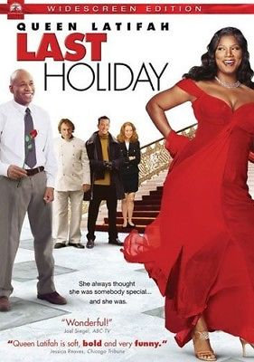 Last Holiday (DVD, 2006, Widescreen Edition Region 1) Queen Latifah