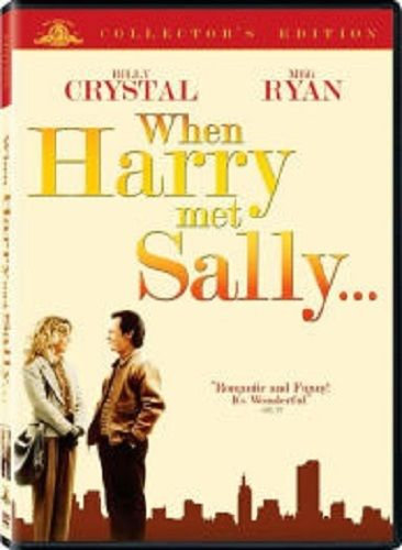 NEW When Harry Met Sally (DVD 2007 Widescreen) Billy Crystal, Meg Ryan