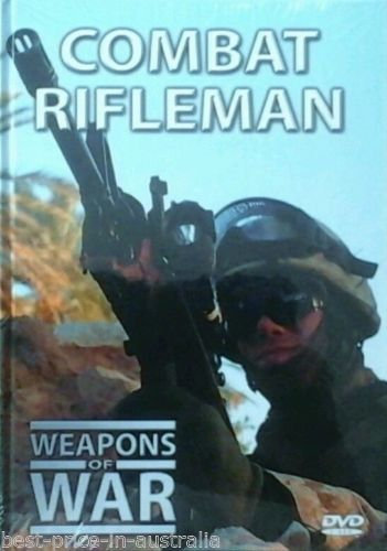 Weapons of War: Combat Rifleman DVD + BOOK Volume  #11