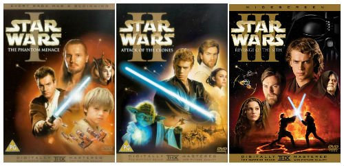 USED-Star Wars 1 The Phantom Menace/Star Wars11-Attack of the Clones/Star Wars 1