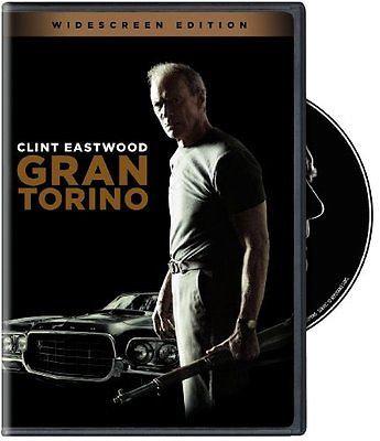 Gran Torino  (DVD 2008 Widescreen) Clint Eastwood
