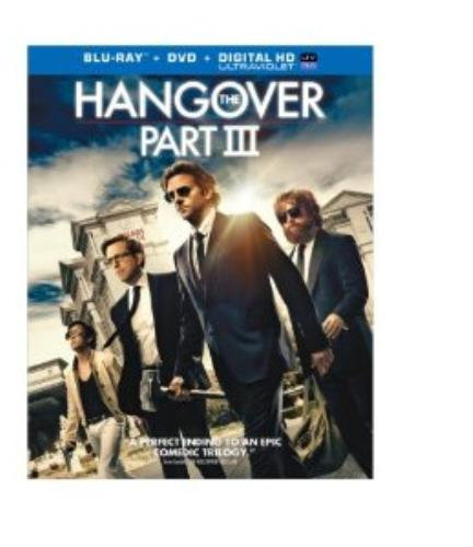 USED-The Hangover Part III Blu-ray+DVD