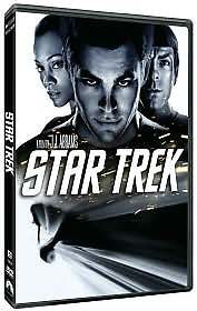 Star Trek (DVD 2009 Widescreen Region 1)