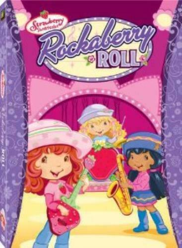 Strawberry Shortcake: Rockaberry Roll DVD 2009